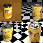 Étapes Canette 3D