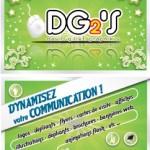Cartes de visite DG2's