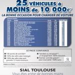 Publicité Peugeot