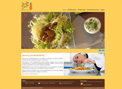 site web Bim'Ba Don'Ga
